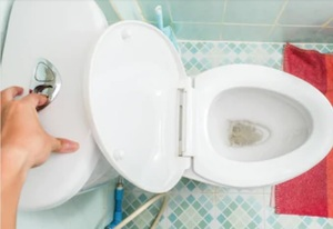 comment déboucher un wc avec du bicarbonate